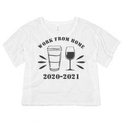 Funny 2020 Coffee Wine Crop