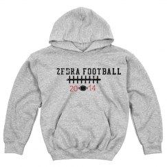 Youth Football Hoodie