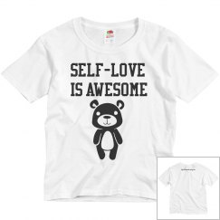 Kid's Self-Love T-shirt