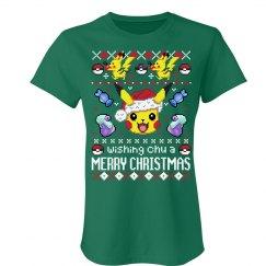 Merry Christmas To Chu