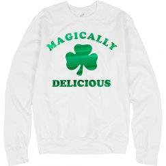 Magically Delicious Shamrock