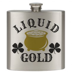 St. Patrick's Real Gold