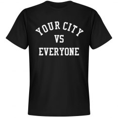 Custom City VS Everyone