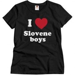 I love Slovene Boys!