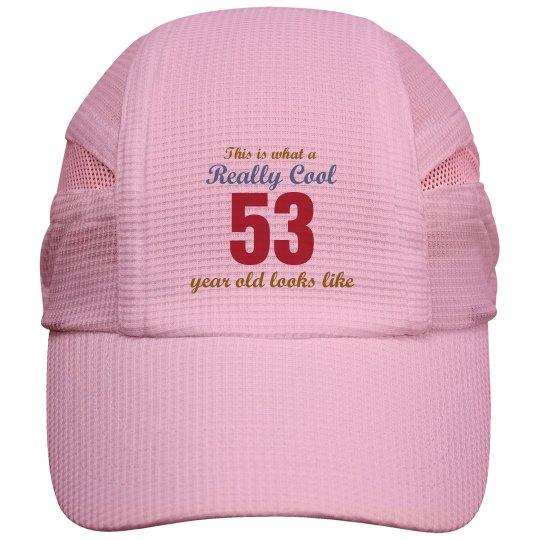 53rd birthday
