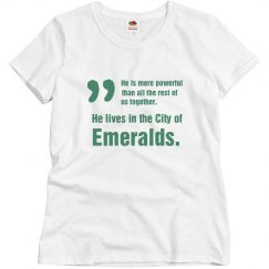 In The City of Emeralds