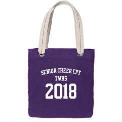 Senior Cheer Bag