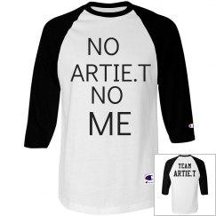 No Artie T.