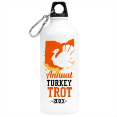 Custom Turkey Trot Bottle