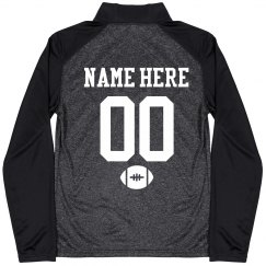 Custom Football Dad Pullover