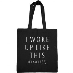Flawless Text Sling Bag