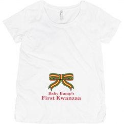 Baby Bump's 1st Kwanzaa