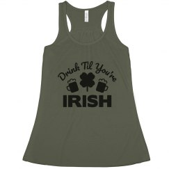 Simple Drink 'Til Your Irish