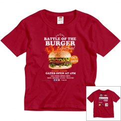 Kids Battle of the Burger