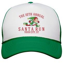 Elf Santa Run