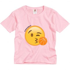 KIDS: Lincoln Rules Basketball (light colored tees)