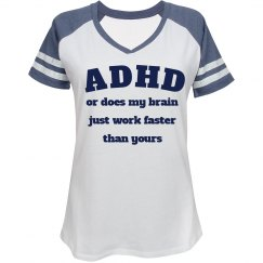 ADHD or does my brain just work