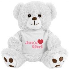 Joe's Girlfriend