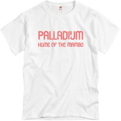 Men's Palladium Tee White