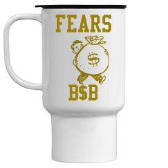 Fears B$B travel mug