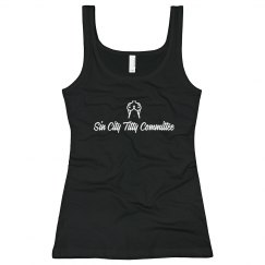 Sin City Titties relaxed tank
