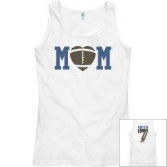 Football Mom-Tank