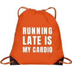My Cardio Is Running Late
