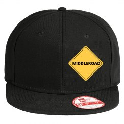 M!DDLEROAD Flat Bill Hat