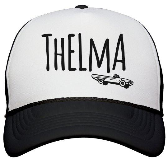 cc8bfac8a3a07 Thelma   Louise Hats Snapback Trucker Hat