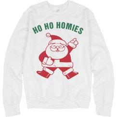Christmas Homies! 2