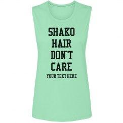 Shako Band Hat Hair Don't Care