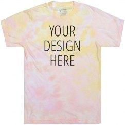 Design Your Own Tie Dye Tee