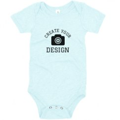 Infant Triblend Super Soft Bodysuit