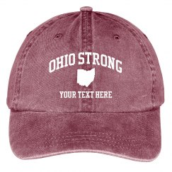 Custom Text Ohio Strong Quarantine