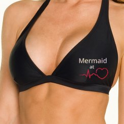 Mermaid Swim Top