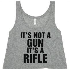 Gun Versus Rifle Funny Color Guard Frustrations