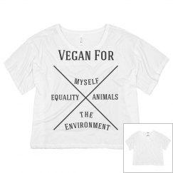 Vegan for...