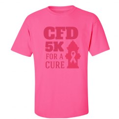 Fire Dept 5K For A Cure