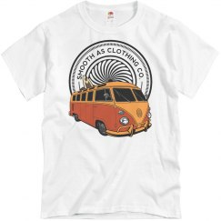 Smooth as Retro Kombi White