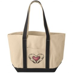 Galaxy Glove Bag
