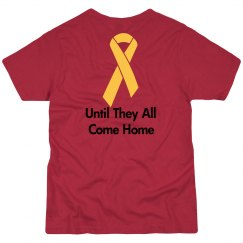 Red Friday Kids Tee