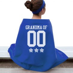 Grandma Of Custom Volleyball