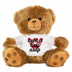 team cute bear