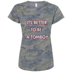 Its Better To Be A Tomboy