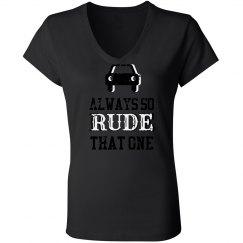 Always So Rude