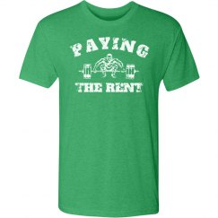 paying the rent -mens grn
