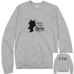 Grey EIQ sweater