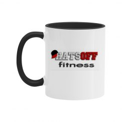 Hats Off Fitness Mug