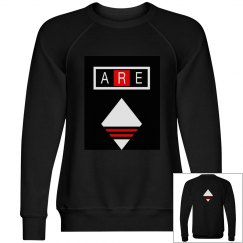 ARE Classic Diamond Crew Sweatshirt