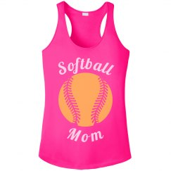 Softball Mom
